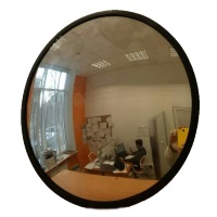 круглое зеркало для помещений